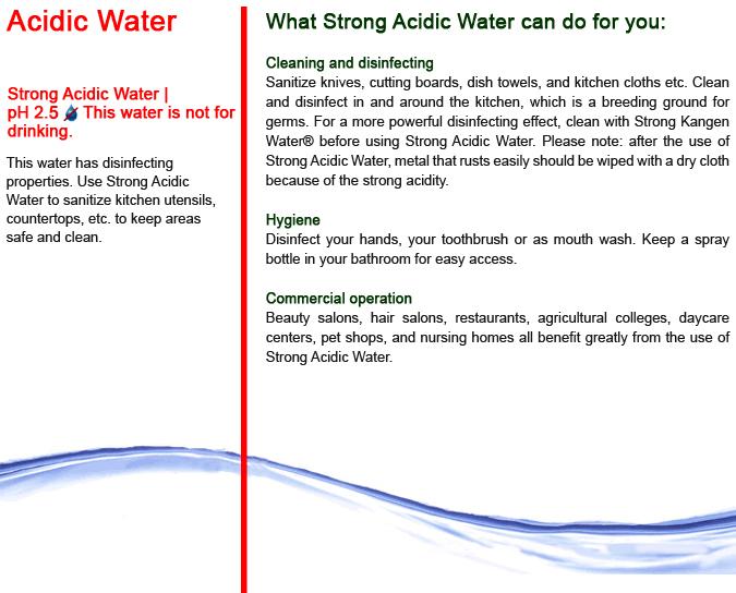 Strong Kangen Water